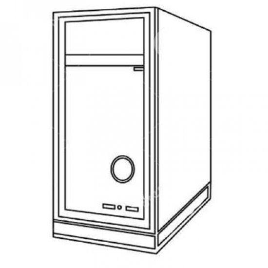 Купить Б/У Системный блок Tower Pentium/Celeron 1GB noHDD