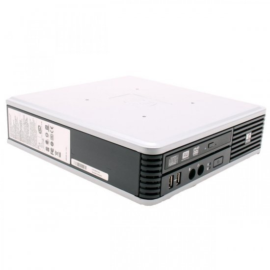 Купить Б/У Системный блок HP dc7900 USFF Intel Dual Core E8400 2GB DDR2 noHDD noOS