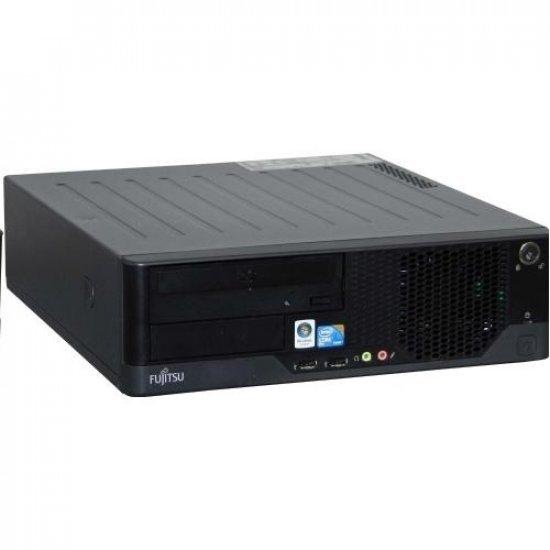Купить Б/У Системный блок Fujitsu Esprimo E5730 / SFF / Intel Pentium E2220 / 2.40GHz / 4GB / noH
