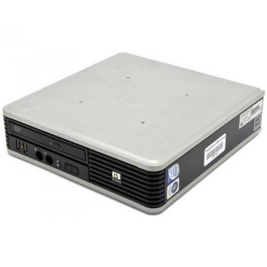 Купить Б/У Системный блок HP dc7800p USFF Core 2 Duo E6750 2GB DDR2 80GB Vista