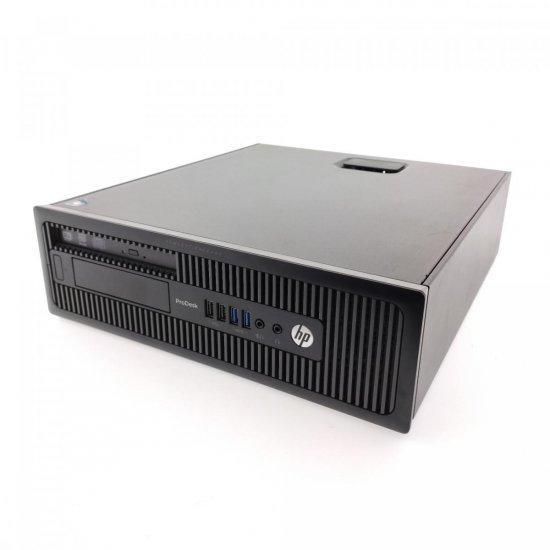 Купить Б/У Системный блок HP 600 G1 SFF Intel Core i3-4130 4GB DDR3 noHDD noOS